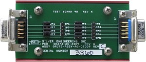 D Series 9 Position Breakout Board