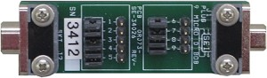 Micro-D Series 9 Position Breakout Board